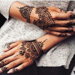 Colour Of Love Or Pain Henna Greenmoksha