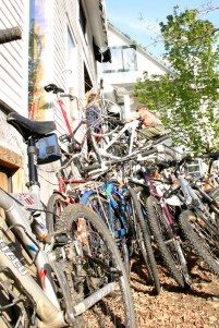 Vermont Green Mountain Bike Shop Bicycles Sell Buy Trade-In Repair Rental RIDE BREAK FIX