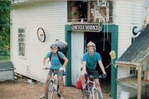 HISTORY Vermont Green Mountain Bike Shop Bicycles Sell Buy Trade-In Repair Rental RIDE BREAK FIX