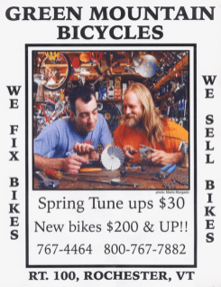 WE FIX BIKES. WE SELL BIKES.