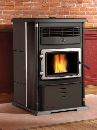 Enerzone Euromax ExtraLarge Pellet Stove  Friends of Sun