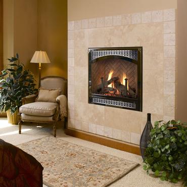 Fireplace Xtrordinair FPX 864TRV Gas Fireplace