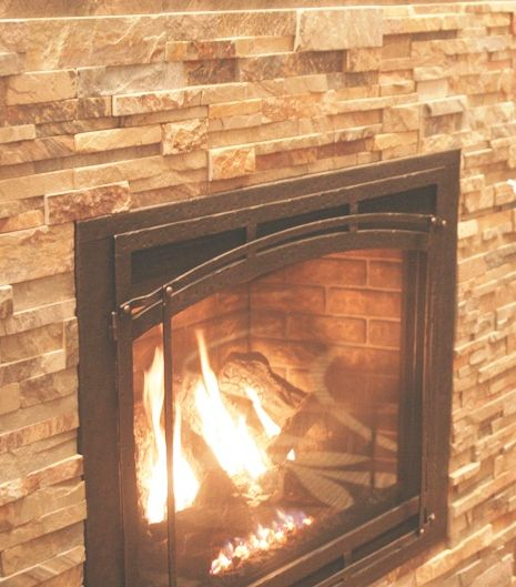The Intrigue Gas Fireplace From Ambiance Friends Of Sun