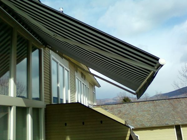 Model G150 Patio Awning Manchester Vermont Friends Of Sun