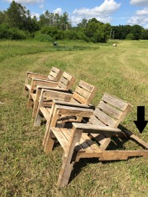 Diy Shipping Pallet Chair Plans