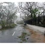 Encounter: Cyclone Thane, Pondicherry