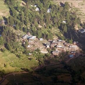 GHNP Trek Day 6 – Descent or plummet to Lapa?