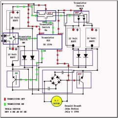 Powerwall 2 Wiring Diagram Basic Nucleotide Structure John Bedini's Cigar Box-sized Tesla Switch - How To Build It The Green Optimistic