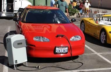 electric vehicle EV1