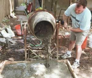 concrete-cement-mixer-pour