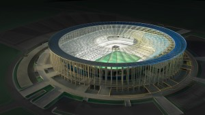 Brazil National Stadium