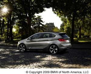 BMW Active Tourer Hybrid Concept