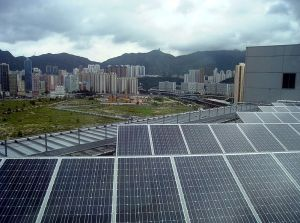 Solar Roof in China