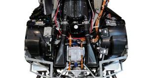 Ferrari F150 Hybrid Power-Train