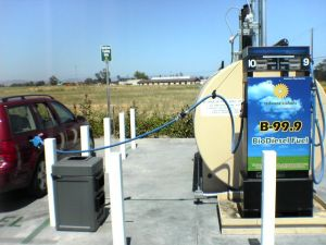Filling Up at a BioDiesel Station