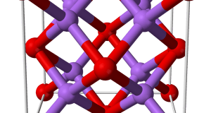 Lithium Sulfide Lattice