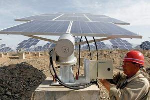 china solar target