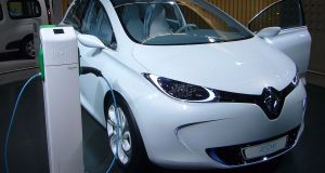 Renault ZOE when it was Just a Concept