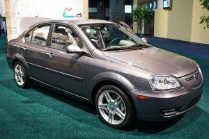 CODA Sedan - Chinese Corolla-Based California-Made EV