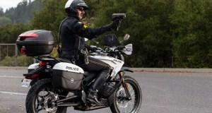 Zero Motorcycles Zero S Law Enforcement Model - More Power, Speed, and Range