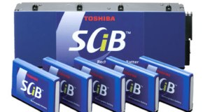 Toshiba's Current Lithium-Ion Battery - 176kWh/ℓ