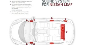 Nissan Leaf Bose Audio System - Twice the Sound, Half the Energy