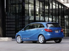 Mercedes Benz B-Class Electric Drive - Coming Next Year