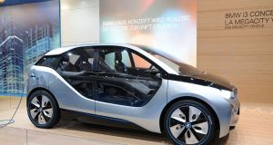 BMW i3 Concept - Short Range, but There are Options!