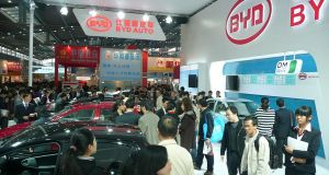 BYD China Could See Increased Sales if Electric Vehicle Incentives are Reinstated