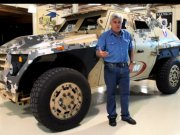 Jay Leno Introducing the US Army's HUMVEE Replacement, the FED