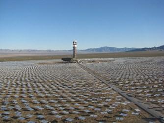 Ivanpah-Solar-Plant