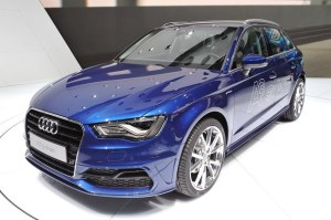 Audi Sportback G-Tron Shown at the Geneva Motor Show
