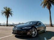 Tesla Model S for rent