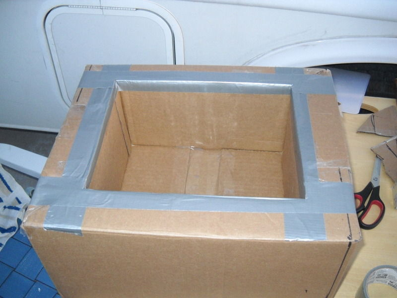 Make A Solar Oven From Cardboard Box In 5 Steps The Green