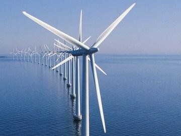 Siemens Wind-Turbine