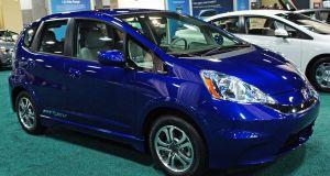 Honda Fit EV, Just $259/mo Starting June 1