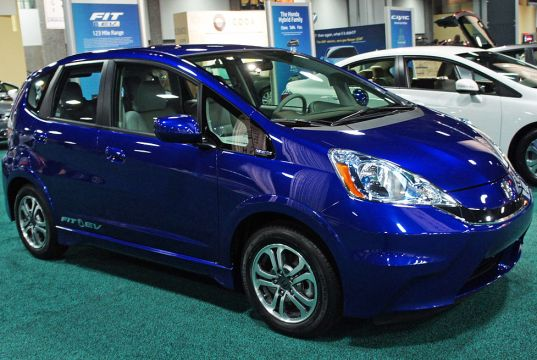 Honda Fit EV, Just $259/mo Starting June 1