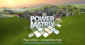 Power Matrix Game from Siemens Teaches Renewable Energy