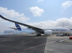 AirBus Fires Up A350-XWB's Rolls Royce Engines For First Time - Should Better Fuel Economy