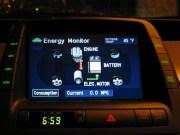 Toyota Prius Regenerative Braking, Assisted by Brake Accumulator