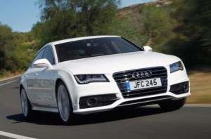 Audi A7 Hydrogen Fuel Cell Vehicle Testing to Begin in August