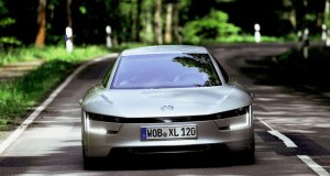 Volkswagen XL1 Diesel Hybrid Electric Vehicle >261mpg