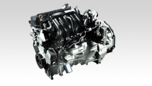 Honda Fit HEV's Compact 1.5ℓ Single-Motor Hybrid Drive