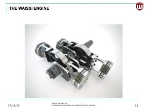 The Waissi Engine, Plenty of Innovation Left in Internal Combustion