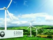 CODA Energy to Focus on Modular Grid Storage Technology