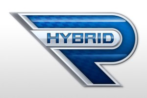 Toyota Hybrid-R, a New Logo for a New Performance Hybrid Vehicle