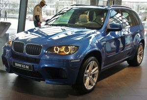 BMW X5 Access, Available with BMW i3 Purchase