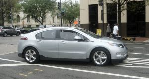 Chevy Volt to Get Better Range and Better Price, But We'll Have to Wait a Few Years