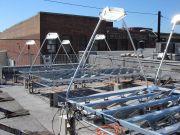 Solar Power Harvesting Under Continual Development