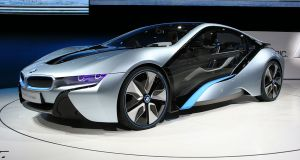BMW i8, Coming Soon for Guilt-Free Performance